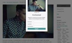 Sell Media Free Downloads Addon