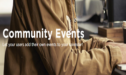 The Events Calendar - Community Events