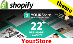 YourStore - Shopify theme