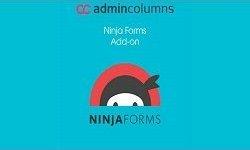 Admin Columns Pro - Ninja Forms Addon