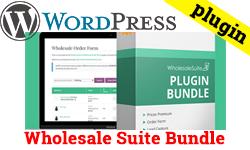 Wholesale Suite Bundle   WordPress plugin