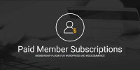 Paid Member Subscriptions - PayPal Express
