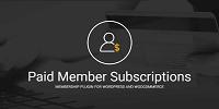 Paid Member Subscriptions - Navigation Menu Filtering